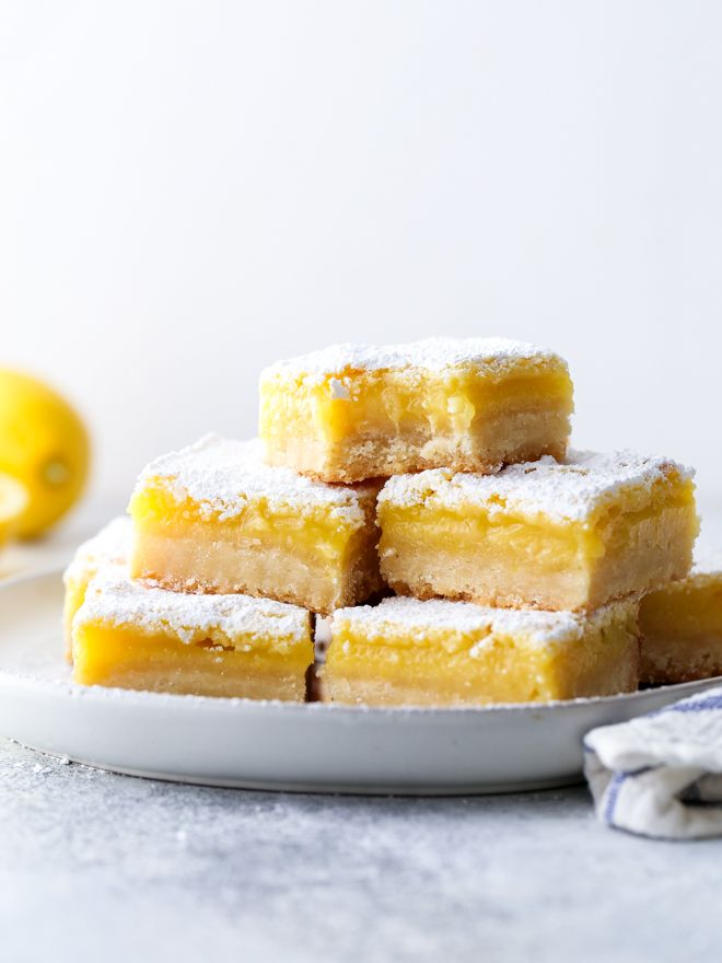 Better Homes And Gardens Lemon Bars