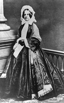 Abigail Powers Fillmore (March 13, 1798 – March 30, 1853), wife of Millard Fillmore, was First Lady of the United States from 1850 to 1853