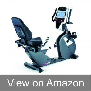 sole fitness lcr light commercial recumbent bike exercise