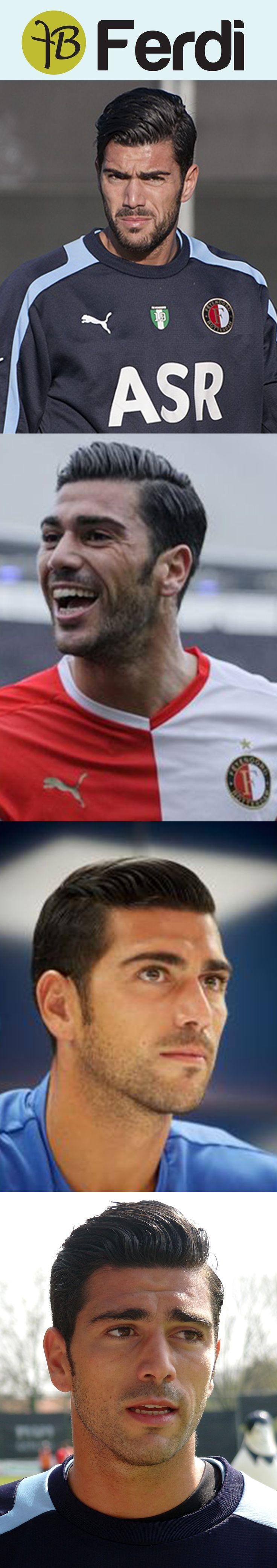Een strakke zijscheiding en een korte coupe. Feyenoordspeler Graziano Pellè zorgt met zijn hippe kapsel voor een echte haartrend. Steeds meer jongens nemen het Pellè-kapsel. Het kapsel van Pellè is zo populair dat veel jongens speciaal naar zijn kapper in Rotterdam gaan.