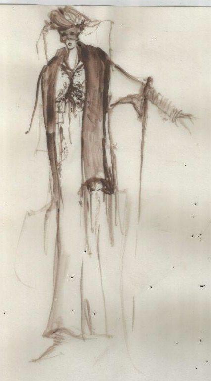 Sketches Tierra...
