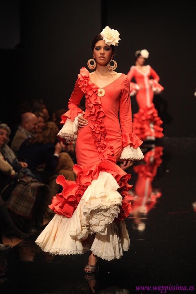 Wappíssima - Pasarela Flamenca 2011 - María José Collantes