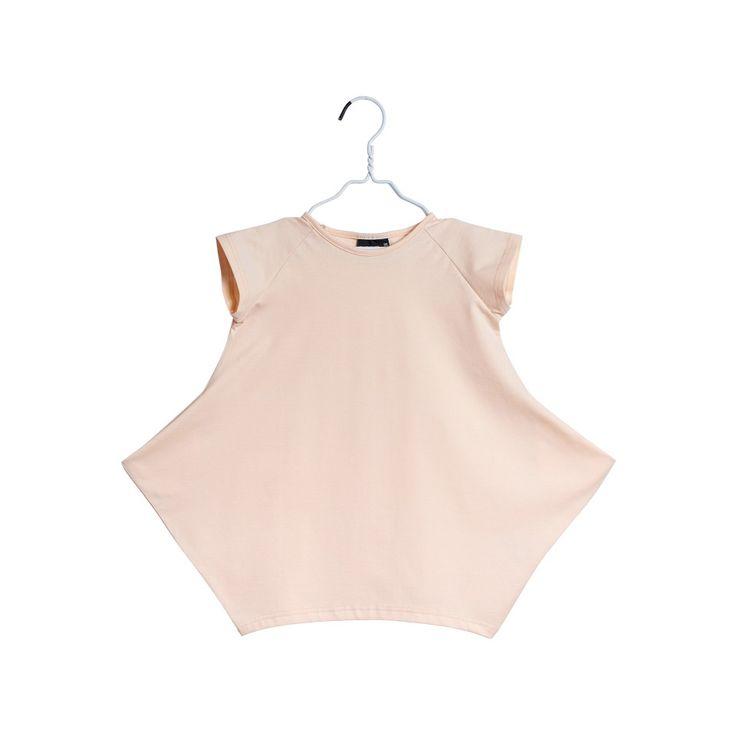 Papu ss17 Kanto Dress SS Pale Peach (86-128)