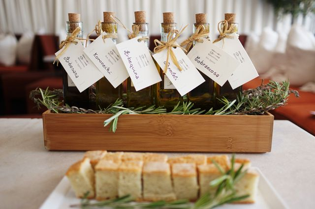How To Throw An Olive Oil Tasting Party