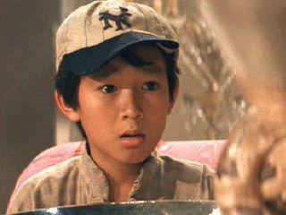 Jonathan Ke Quan   indiana jones # classics # film