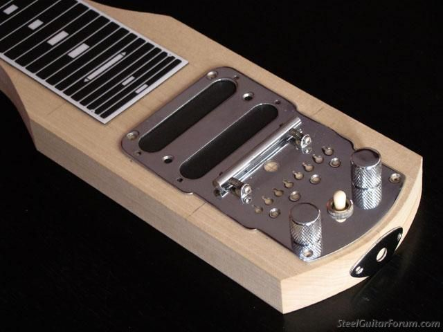 The Steel Guitar Forum :: View topic - DIY Body Blanks Non Pedal Long Scale Flamed Maple
