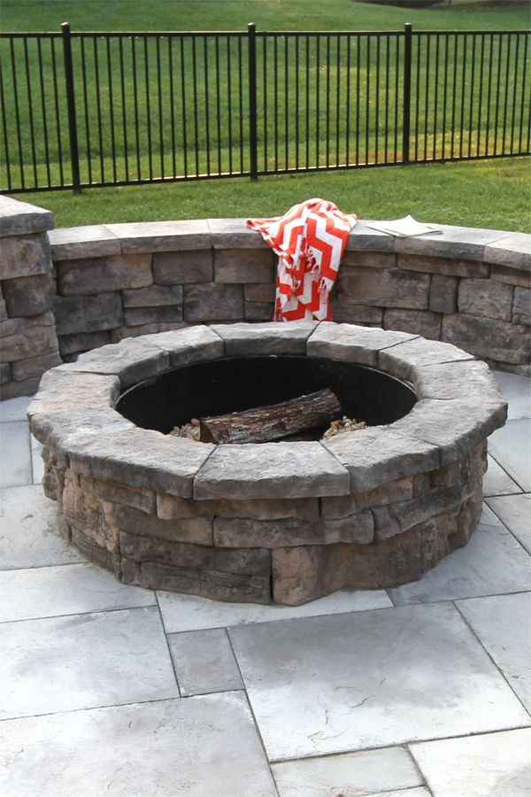 Precast Concrete Pits : Best round fire pit ideas on pinterest how to make