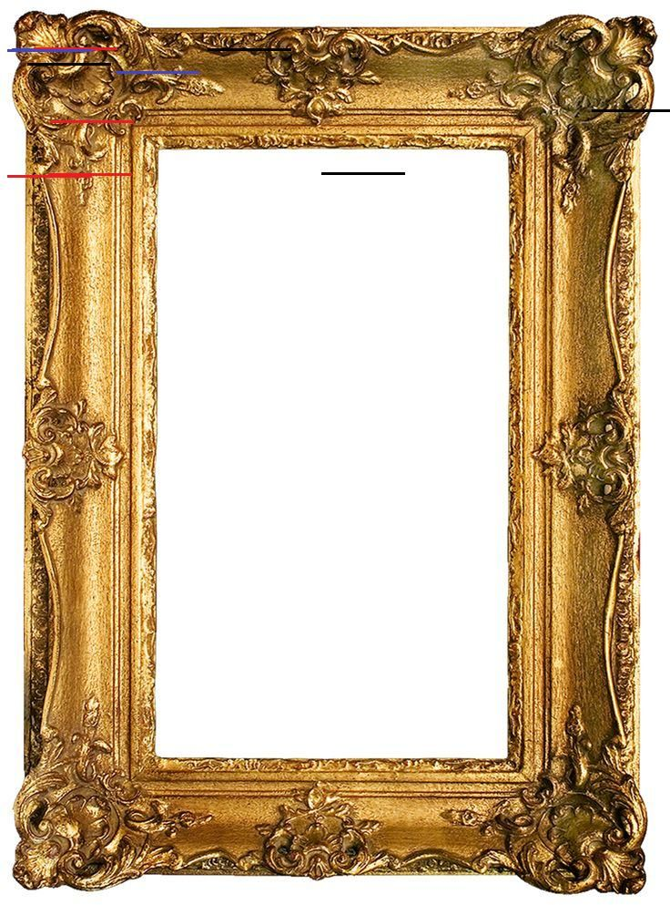 Image Of The Gold Rectangular Butterfly Mirror Mirror Frame Diy Butterfly Mirror Gold Mirror Wall