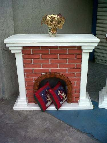 1000 images about manualidades que me gustan on pinterest - Chimeneas artificiales ...