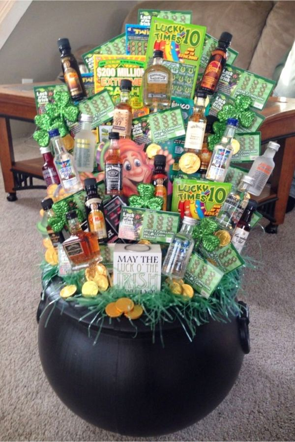 Gift Basket Ideas - Fundraising ideas for raffles and silent auctions