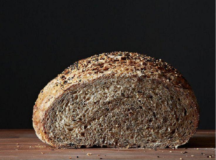 Pão de Bagaço de Malte