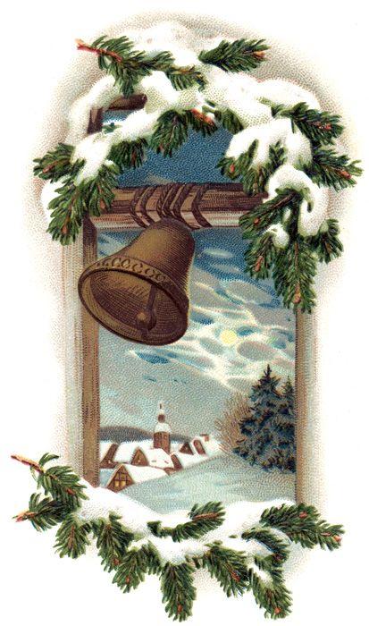 Free Christmas Art :: Image 7: