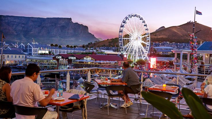 """South Africa – which was surprisingly the only country from the African continent to feature on the list (while Australia didn't feature at all) – is described as making up the size of France and Spain combined, and being """"undeniably beautiful"""" with a variety of beauty from its wildlife to its beaches.   #beautful #world"""