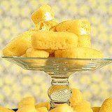 Mini Homemade Twinkies