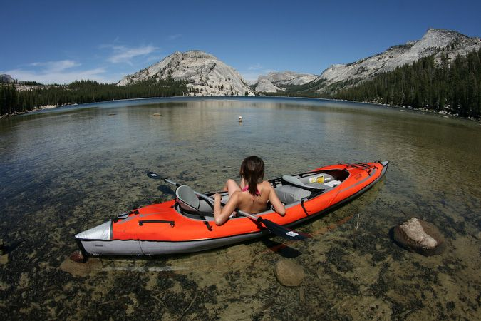 Kayaking Is A Great Past Time Or Hobby And It Gives Such An Amazing Feeling Of