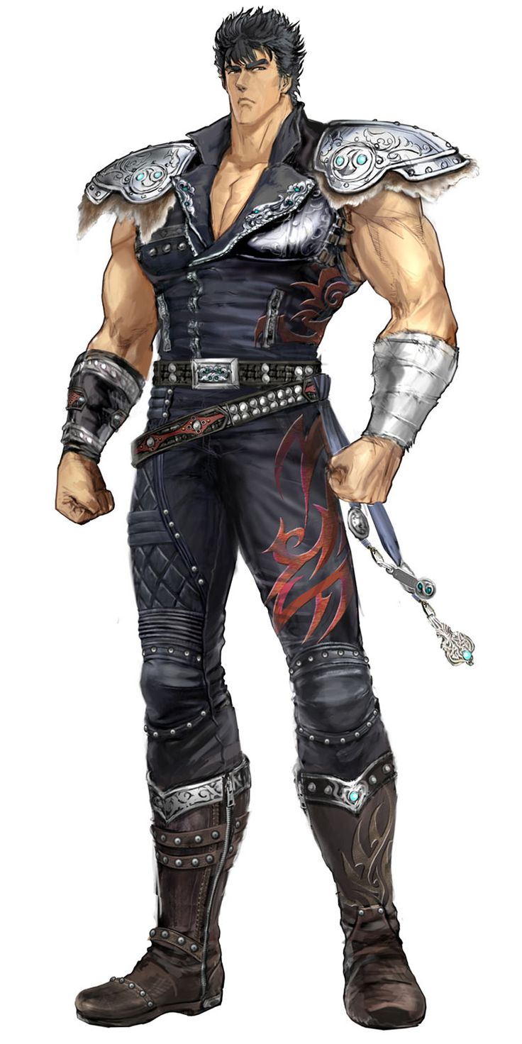 Fist of the North Star: Ken's Rage 2 - Kenshiro