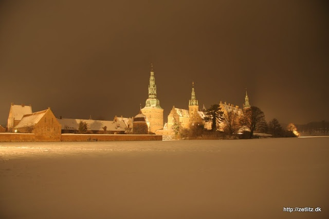 Frederiksborg Castle - Winter
