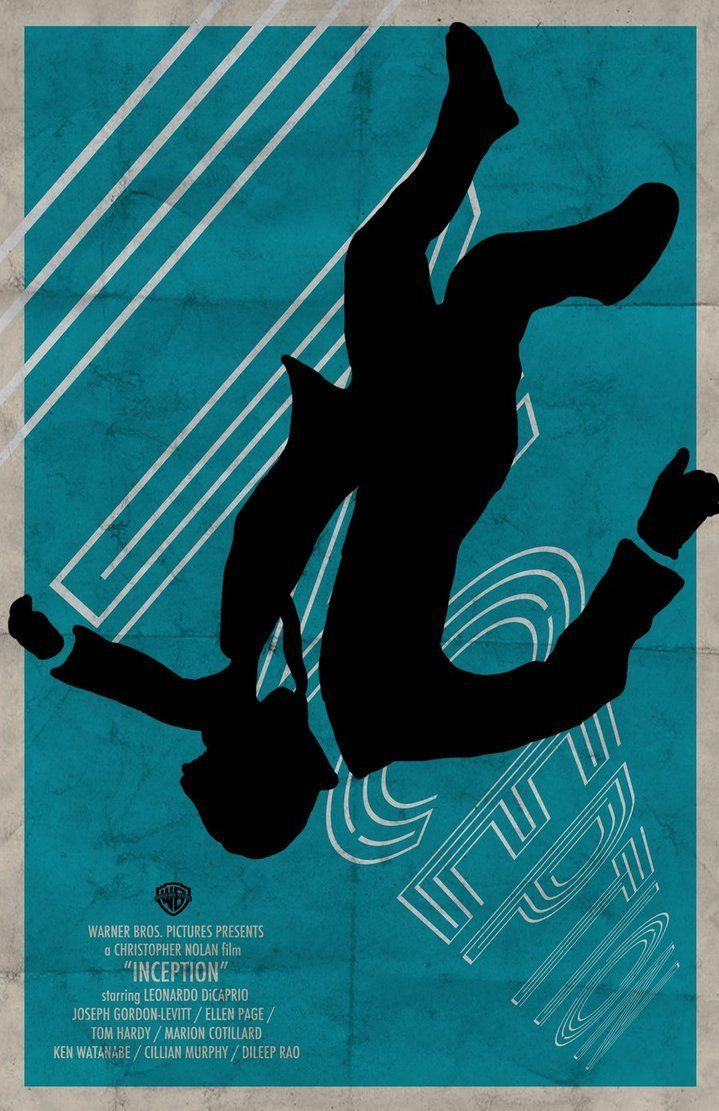 """""""Inception"""" poster"""