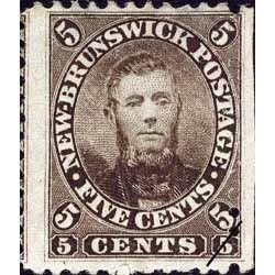 The Connell folly rare stamps - The portrait of Charles Connell appeared on this rare Canadian stamp.