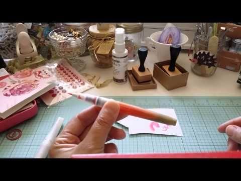 Homemade wink of Stella pens. - YouTube