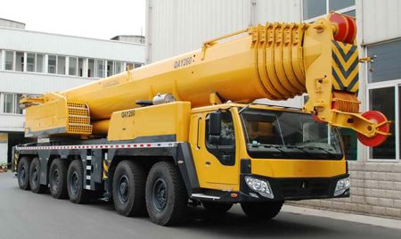 The All Terrain #Cranes Available Online
