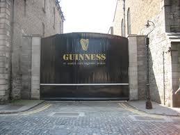 Guinness Brewery Tour, Dublin, Ireland