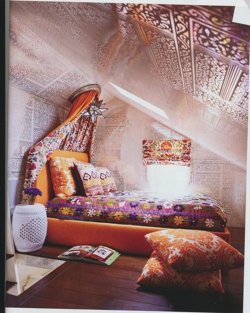 beautiful bohemian furniture | So Cute, Furniture Ideas! ♥