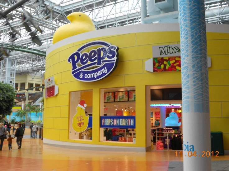 Peep Store at Mall of America