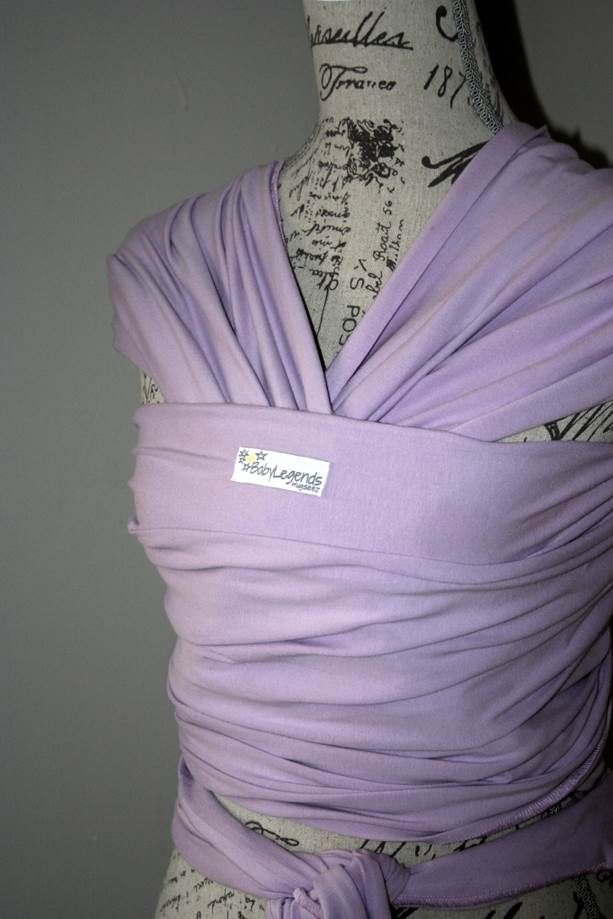 Purple Hugseez, baby wrap carrier, baby wrap, baby carrier