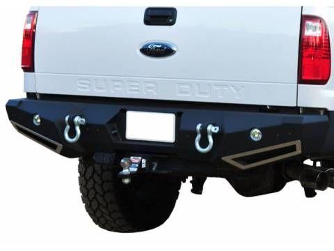 Smittybilt M1 Rear Truck Bumpers