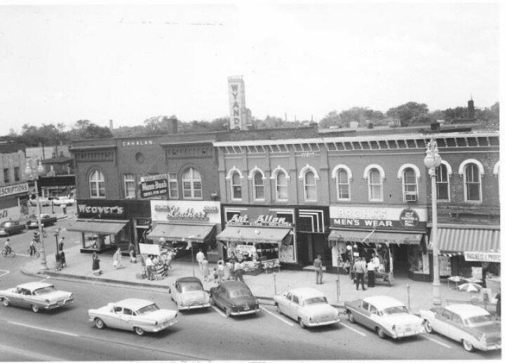 Wyandotte Michigan 1950's ?
