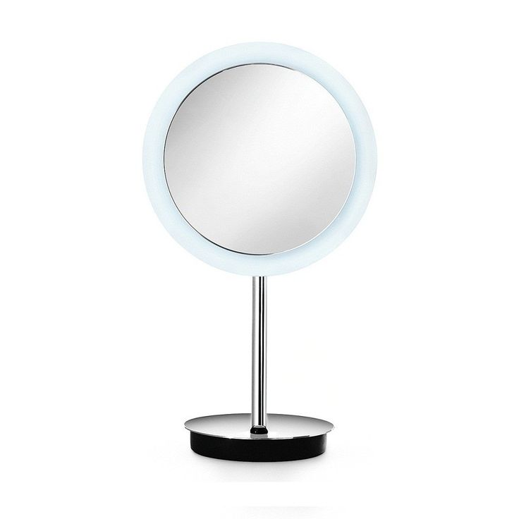 WS Bath Collections Mevedo 55860 Magnifying Mirror 3x From The Collection