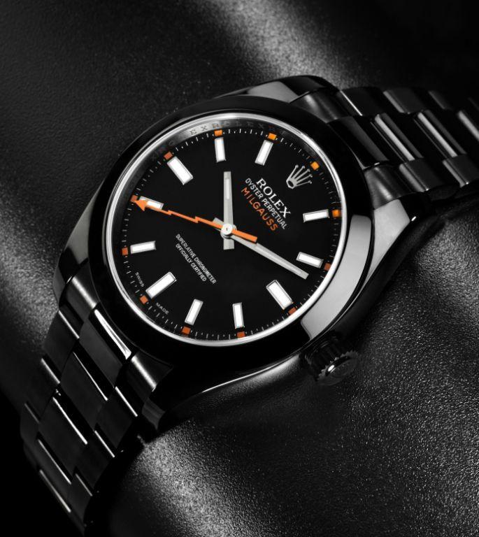Rolex Oyster Perpetual Milgauss Bamford
