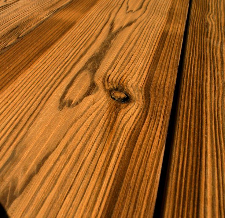 Wie Sieht Gebürstetes Kiefernholz Nach Dem Beizen Aus?   Woodworker