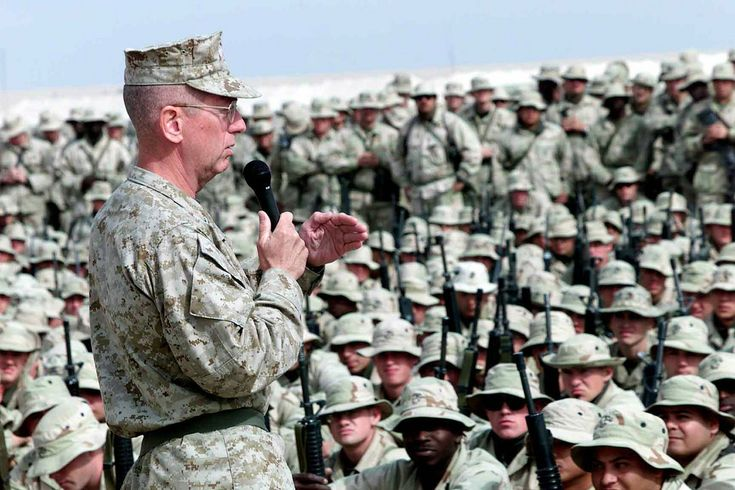 I Served With James Mattis. Here's What I Learned From Him  To Marines, Gen. James Mattis is the finest of our tribal elders. The rest of the world, very soon, will know how truly gifted he is.