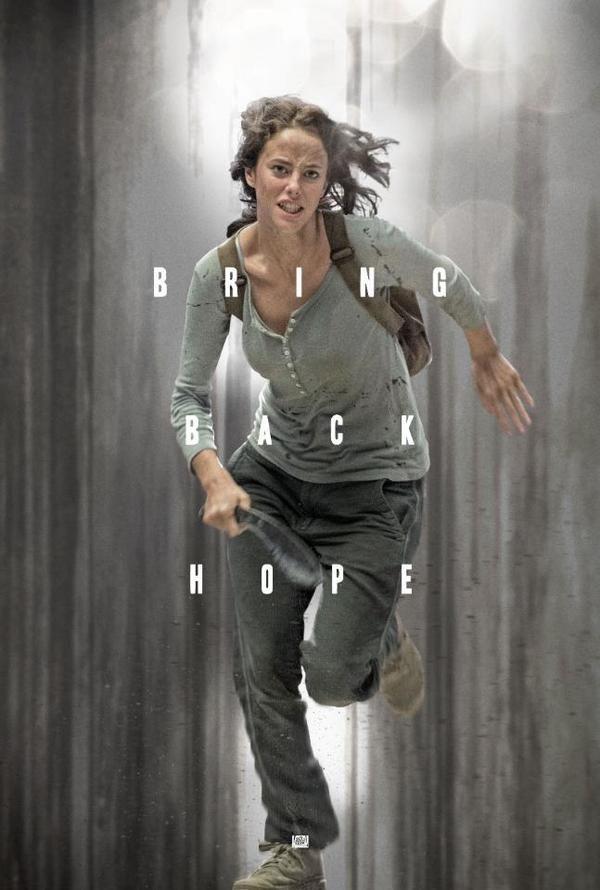 """Novos cartazes do filme """"Correr ou Morrer"""""""