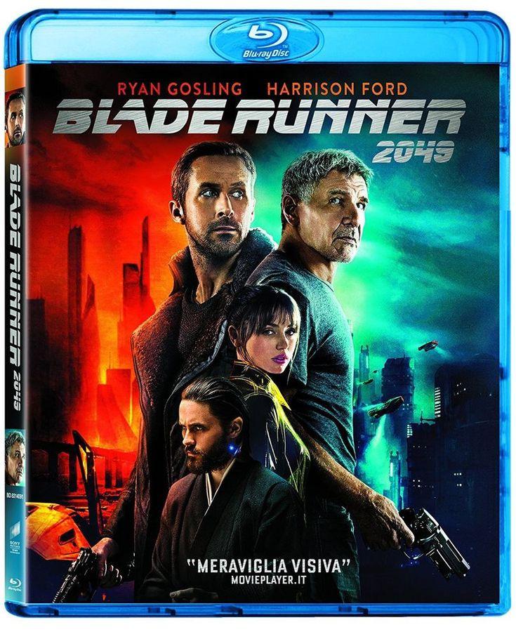 Blade Runner 2049 (Blu Ray Nuovo)