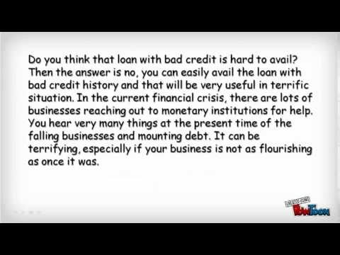 Get Unsecured Loan for your business Even you have bad credit history