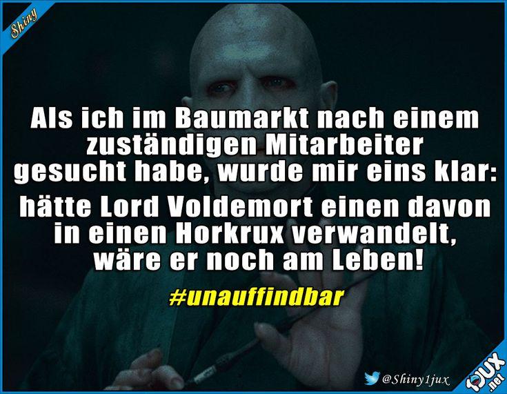 Tipp für Lord Voldemort