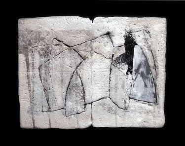 "Giuseppe Berni; Painting, ""S.T. 65R8179"""