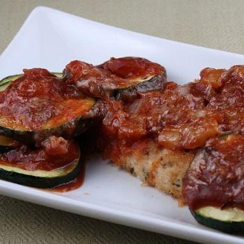 Baked Chicken Parmesan Recipe - RecipeGirl & ZipList