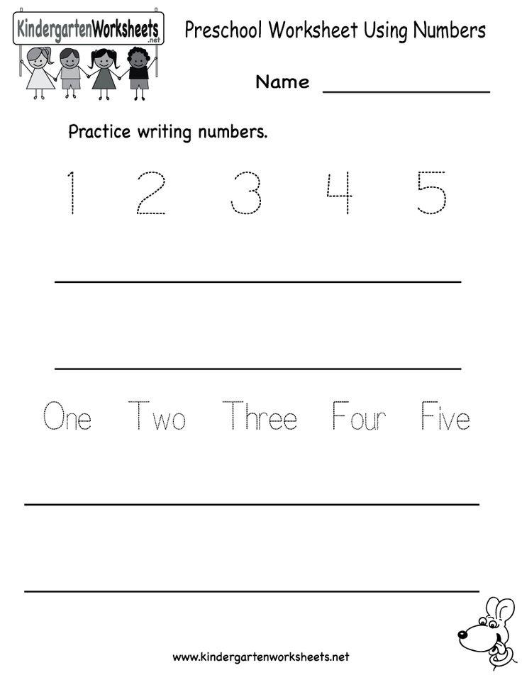 40 best images about Preschool Printables on Pinterest