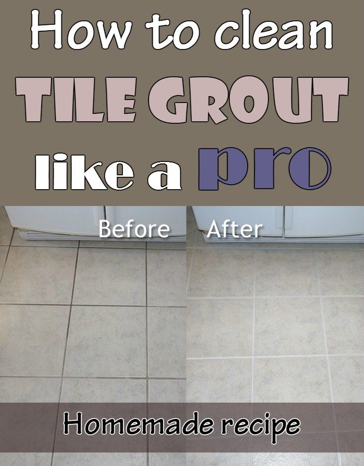 Best 25 how to clean tiles ideas on pinterest - How to clean mold off bathroom tile grout ...