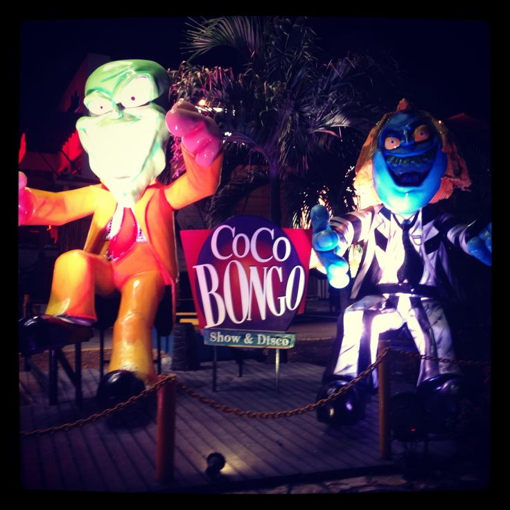 Cocobongo, Cancun