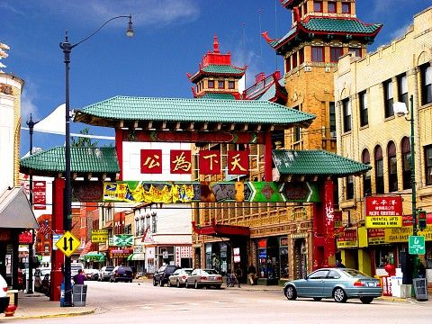 Chinatown, Chicago, IL - Google Search