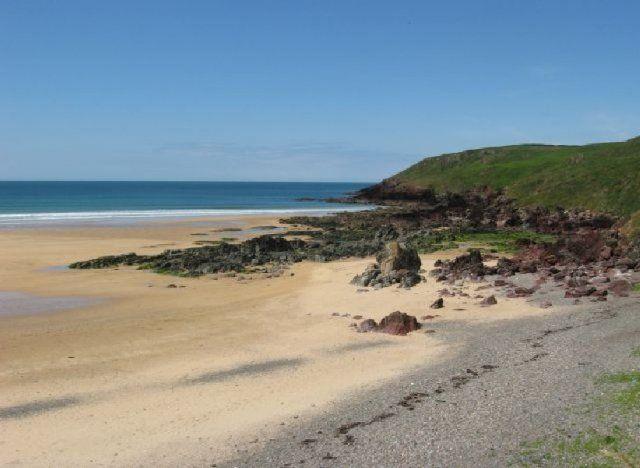 Freshwater West Beach, Pembrokeshire, Pays de Galles