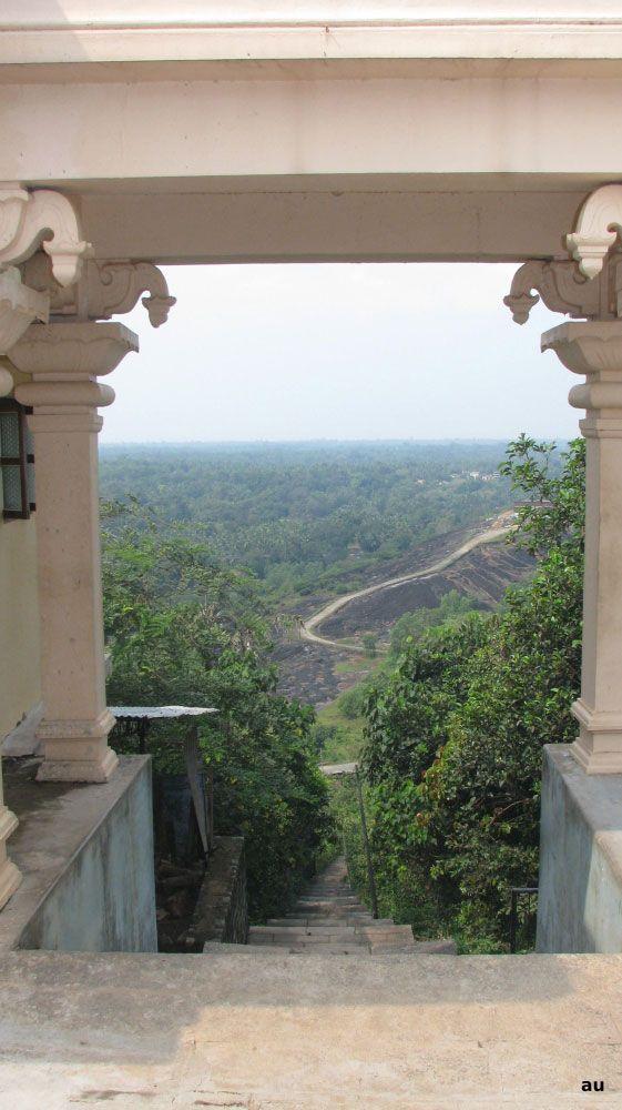 Sri Durga Devi temple Kunjarugiri, Karnataka