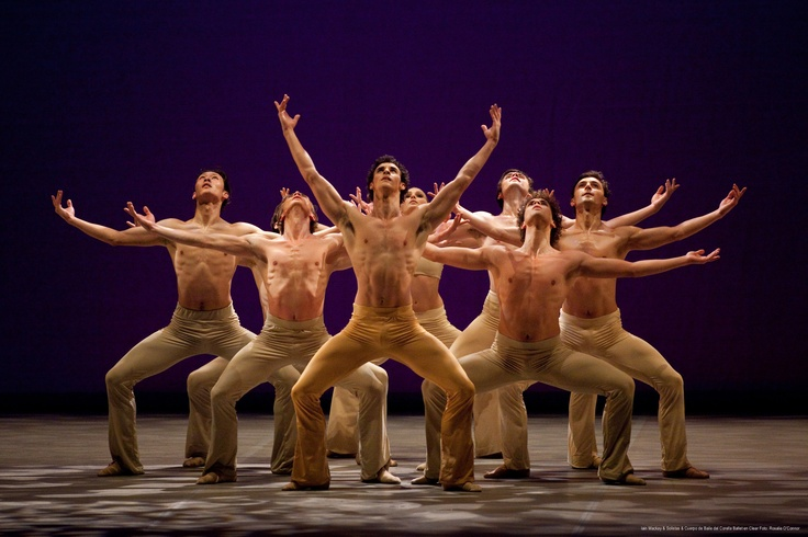 Corella Ballet on the 54th Spoleto Festival (July 2011)