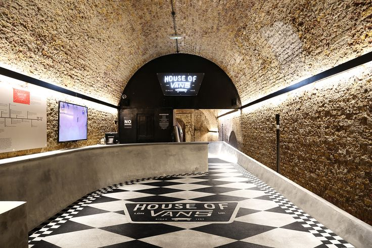 House of Vans London / Tim Greatrex Courtesy of Tim Greatrex