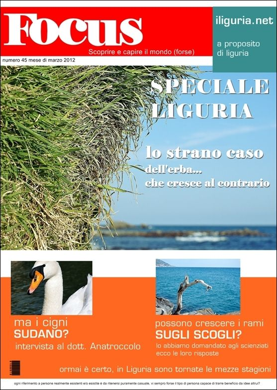 Now we know that in #Liguria cows and sheep must walk upside down. Thanks @Paola Faravelli for the scoop on #iLiguria